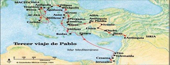 Viaje misionero a corinto pictures to pin on pinterest for Cuarto viaje de pablo